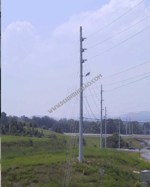 CỘT COMPOSITE FRP DISTRIBUTION POLE